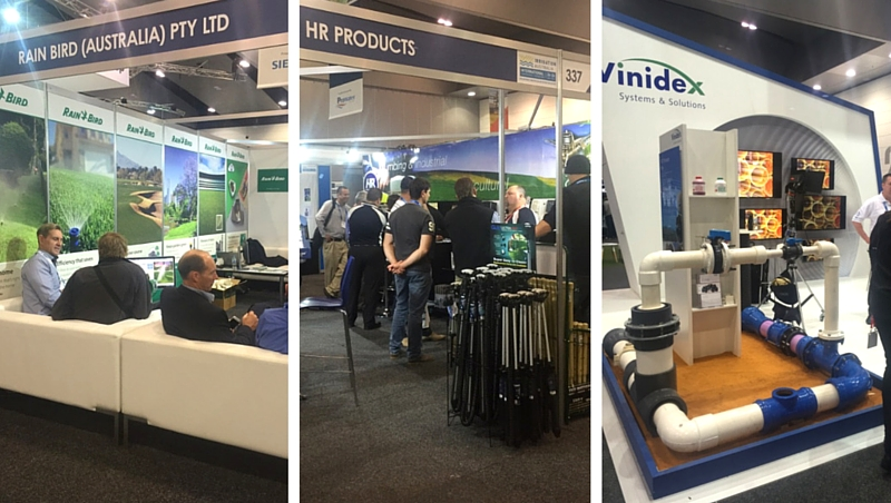 Irrigation Australia Expo 2016