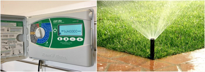Northwest Hydro Solutions Home Reticulation Controller Sprinklers