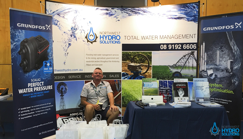 KCPA 2017 Innovation Conference Onslow - Northwest Hydro Solutions Trade Stall