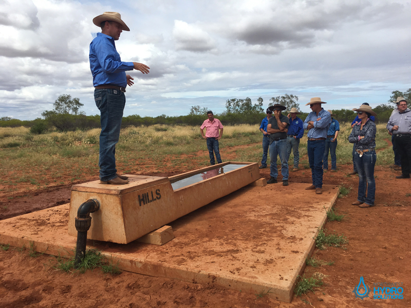 KPCA Field Day Minderoo Station Tour with Ben Wratten